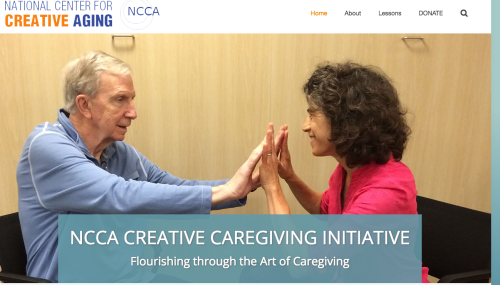 NCCA Creative Caregiving Guide